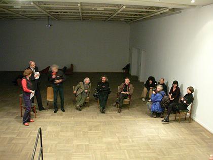 otwarcie wystawy Łodzi Kaliskiej